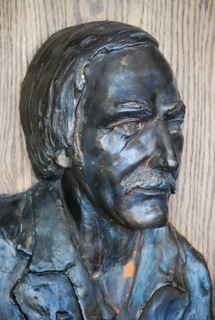 Ray Phillips Bust